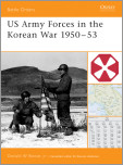 US Army Forces in the Korean War 1950-53