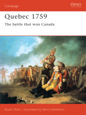 Quebec 1759 Cover