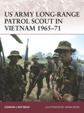 US Army Long-Range Patrol Scout in Vietnam 1965-71 Cover