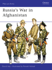 Russia's War in Afghanistan Cover