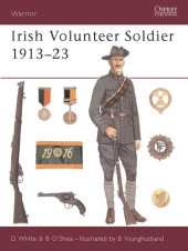 Irish Volunteer Soldier 1913-23 Cover
