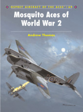 Mosquito Aces of World War 2 Cover
