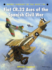Fiat CR.32 Aces of the Spanish Civil War Cover
