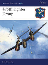 475th Fighter Group Cover