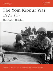 The Yom Kippur War 1973 (1) Cover