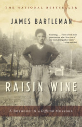Raisin Wine Cover