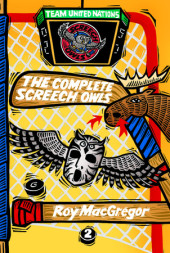 The Complete Screech Owls, Volume 2 Cover