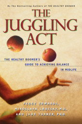 The Juggling Act Cover