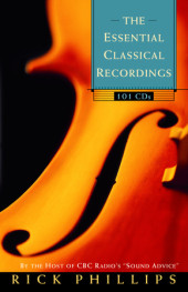 The Essential Classical Recordings Cover