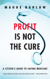 Profit Is Not the Cure Cover