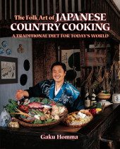 The Folk Art of Japanese Country Cooking Cover