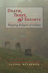 Death, Trust and Society Cover
