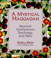 A Mystical Haggadah Cover