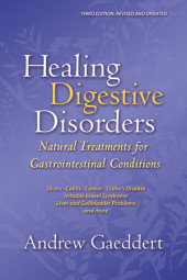 Healing Digestive Disorders, Third Edition Cover