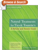 Natural Treatments for Tics and Tourette's