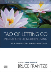 TAO of Letting Go Cover