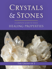 Crystals and Stones Cover