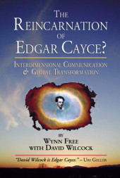 The Reincarnation of Edgar Cayce? Cover