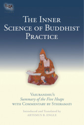The Inner Science Of Buddhist Practice Cover