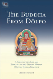 The Buddha From Dolpo Cover