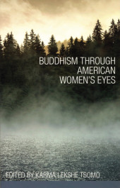Buddhism Through American Women's Eyes Cover
