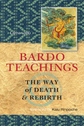 Bardo Teachings Cover