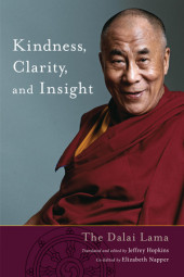 Kindness, Clarity, and Insight Cover