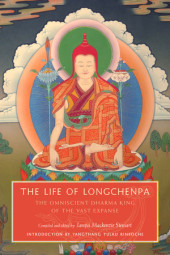 The Life of Longchenpa Cover