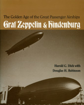 The Golden Age of the Great Passenger Airships Cover