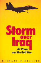 Storm over Iraq Cover