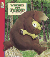 Where's My Teddy? Big Book