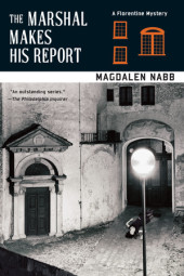 The Marshal Makes His Report Cover