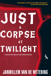 Just a Corpse at Twilight Cover