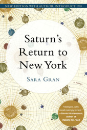 Saturn's Return to New York Cover