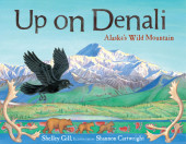 Up on Denali Cover