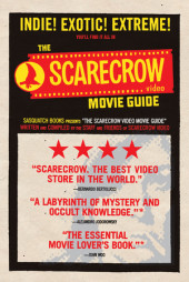 The Scarecrow Video Movie Guide Cover