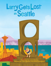 Larry Gets Lost in Seattle Cover