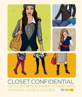 Closet Confidential Cover