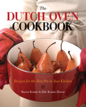The Dutch Oven Cookbook Cover