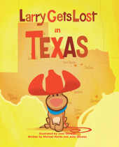Larry Gets Lost in Texas Cover