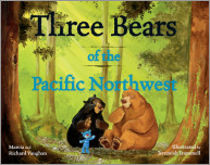 Three Bears of the Pacific Northwest