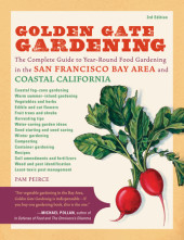 Golden Gate Gardening, 3rd Edition Cover