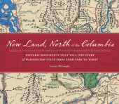 New Land, North of the Columbia Cover