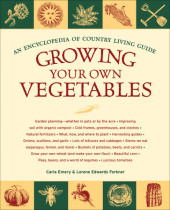 Growing Your Own Vegetables Cover
