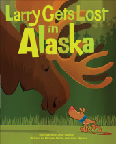 Larry Gets Lost in Alaska Cover