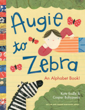 Augie to Zebra Cover