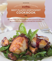Best Places Northwest Cookbook, 2nd Edition Cover