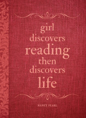 Girl Discovers Reading Then Discovers Life Cover
