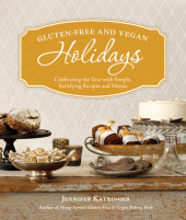 Gluten-Free and Vegan Holidays Cover