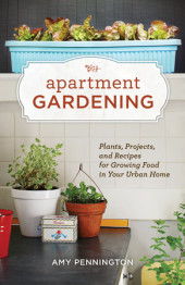 Apartment Gardening Cover